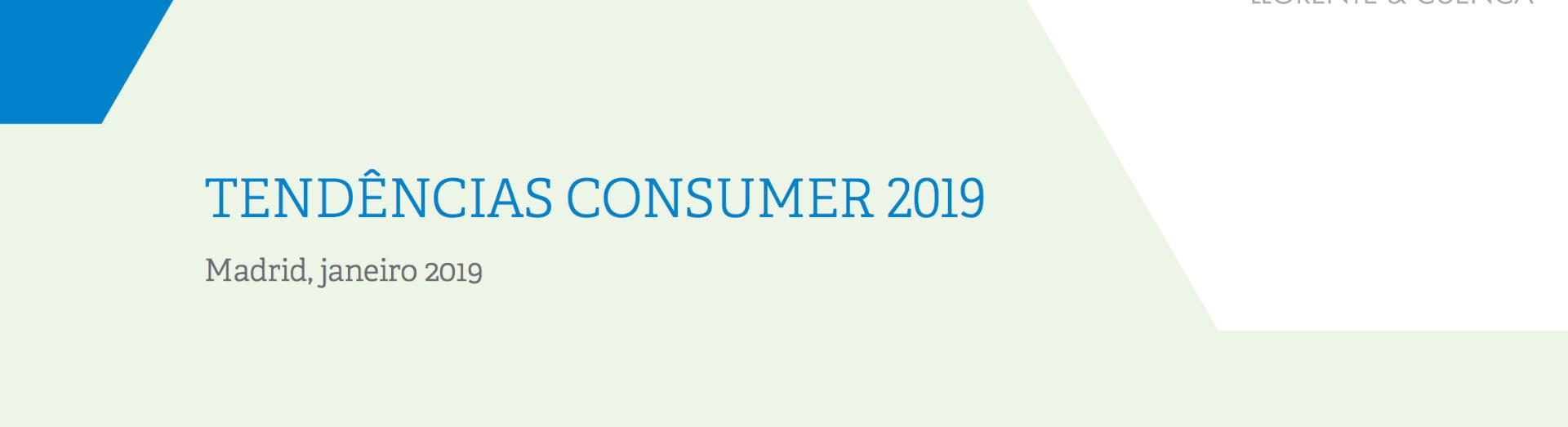 Estudo tendencias 2019