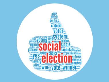Redes sociais na comunicação politica