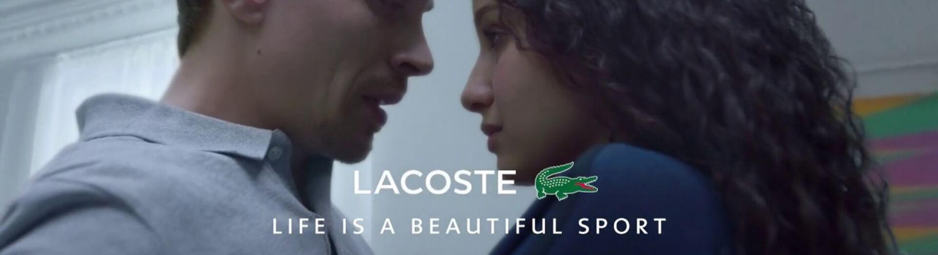 Lacoste - Crocodile Inside